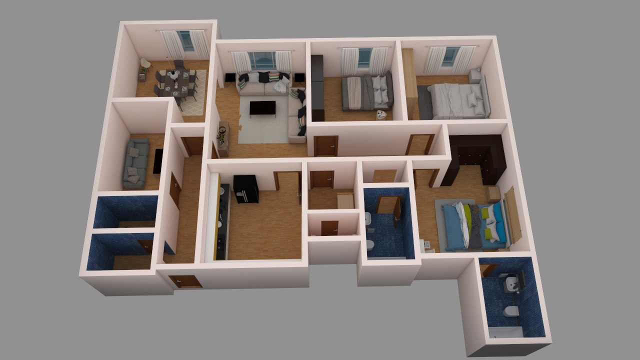 Apartment-Flor-plan-1